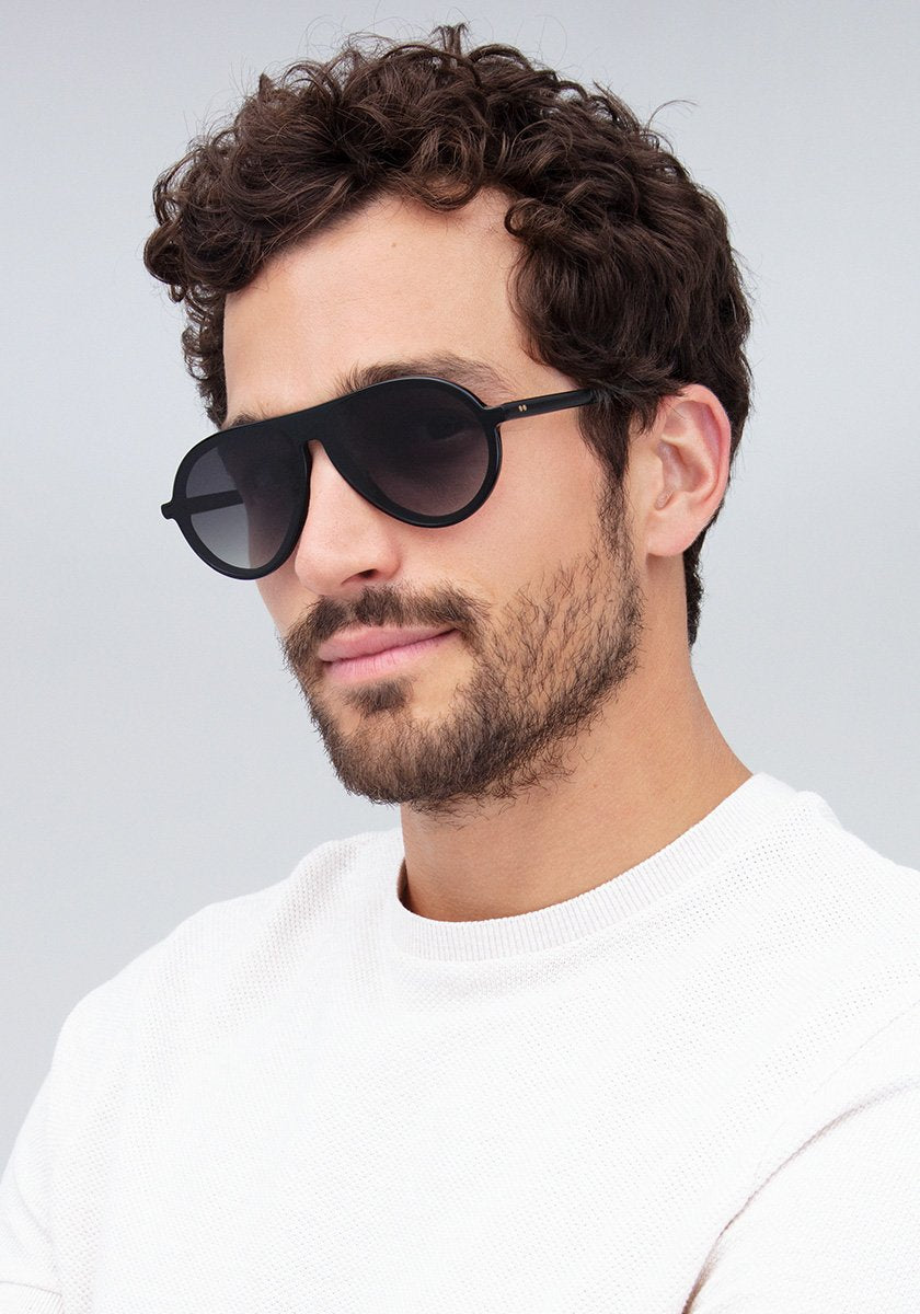 PONCE NYLON | Shadow Handcrafted, Acetate Sunglasses | Featured Model