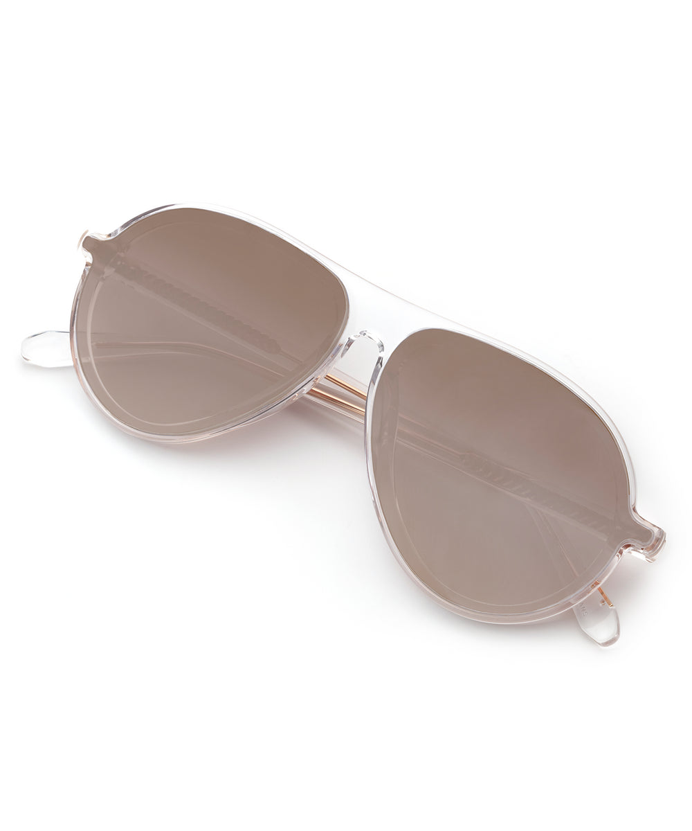 PONCE NYLON | Crystal Handcrafted, Acetate Sunglasses