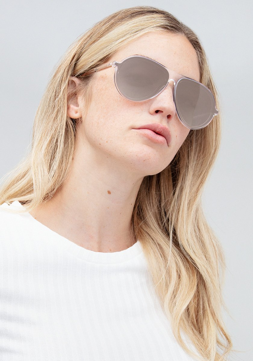 PONCE NYLON | Crystal Handcrafted, Acetate Sunglasses | Featured Model