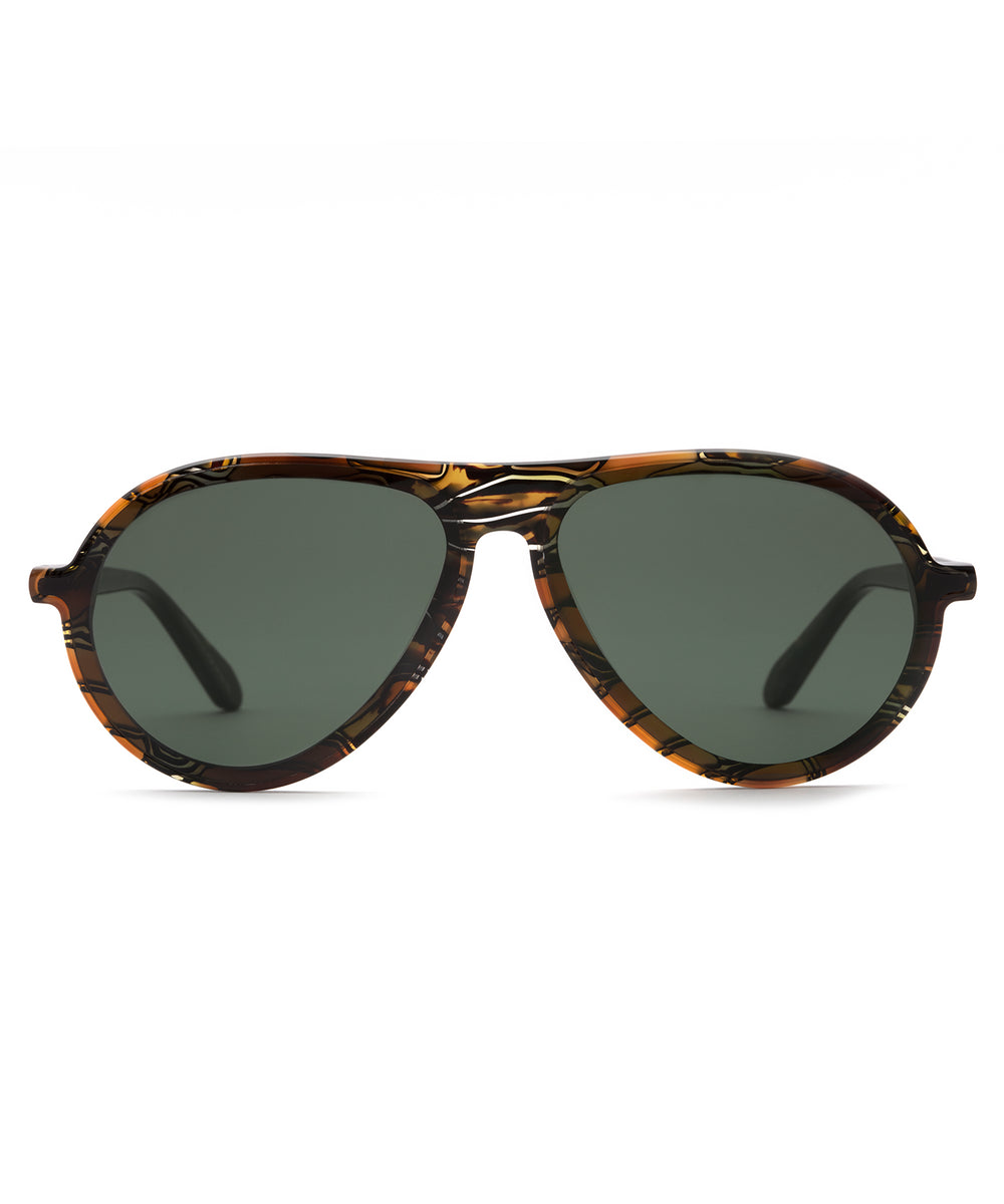 PONCE NYLON | Honey Handcrafted, Acetate Sunglasses