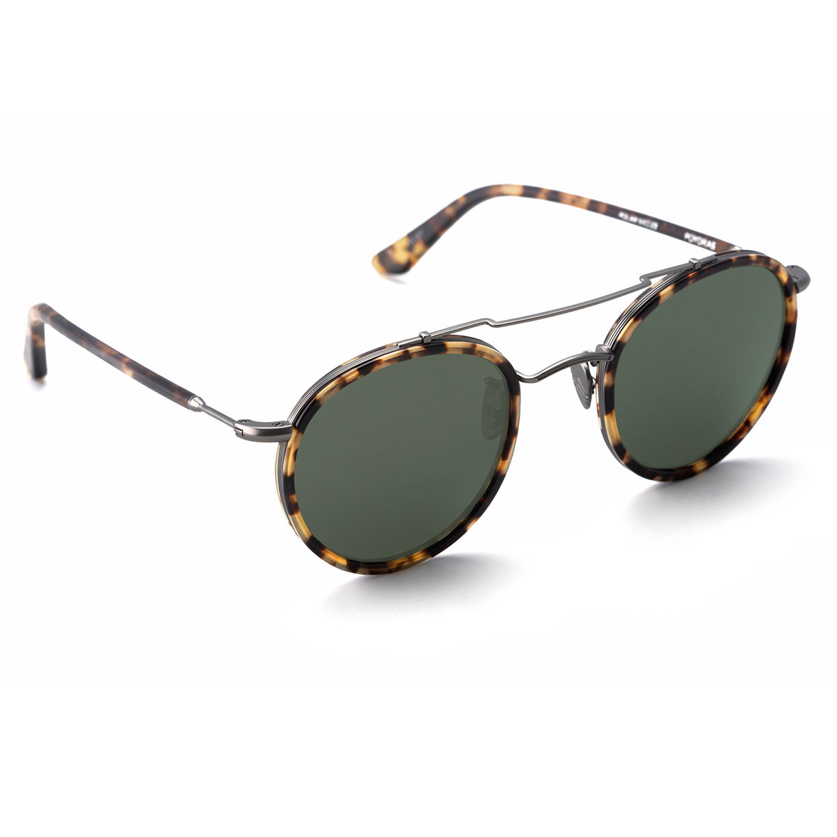 POYDRAS | Matte Bengal Polarized handcrafted acetate sunglasses