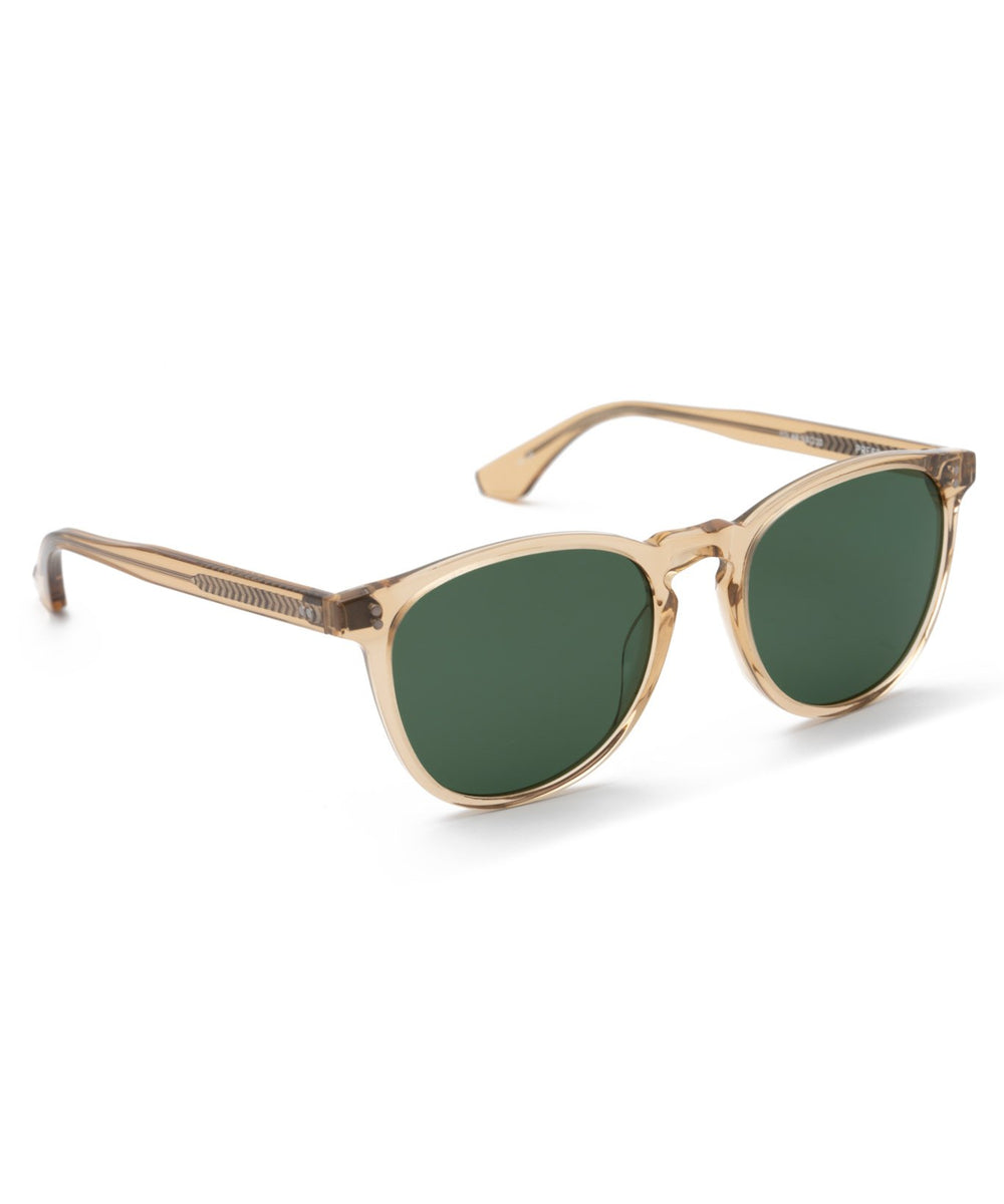 PRESS | Sweet Tea Polarized Handcrafted, Acetate Frames