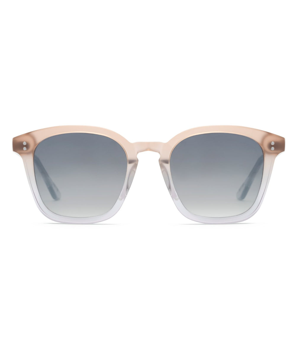 PRYTANIA | Quartz Mirrored Handcrafted, acetate sunglasses
