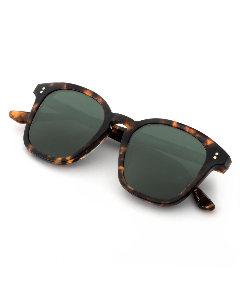 PRYTANIA | Rye handcrafted acetate sunglasses