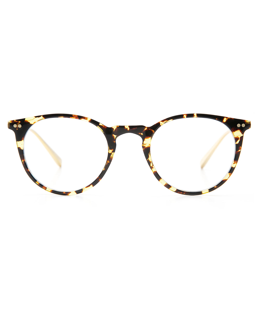 ROYAL | Zulu + 18K Titanium and handcrafted acetate Optical frames that are perfect for everyday wear.