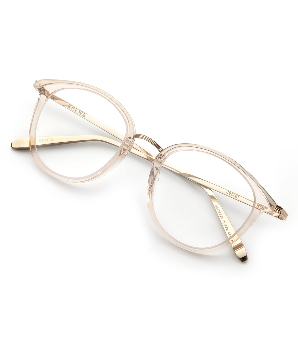 ROCH | Buff + 12K Handcrafted, Acetate Frames