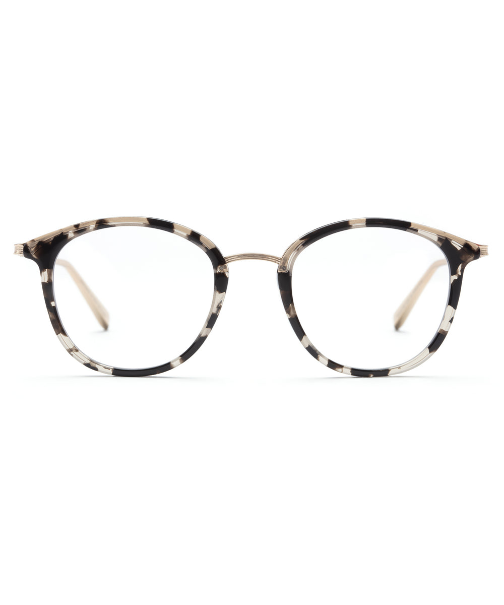 ROCH | Charcoal + 12K Handcrafted, Acetate Frames