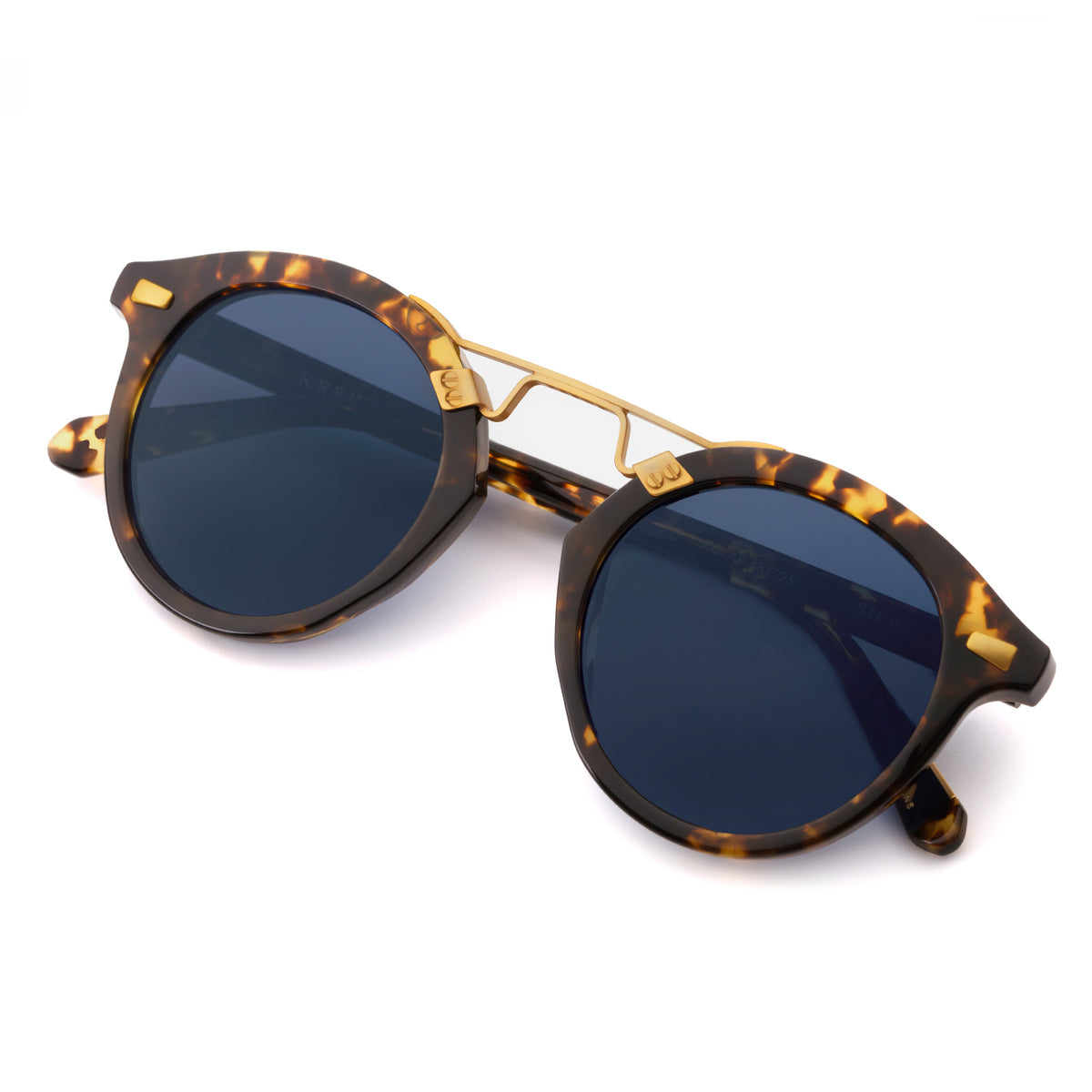 STL II | Bengal Polarized 24K Handcrafted, Acetate Sunglasses