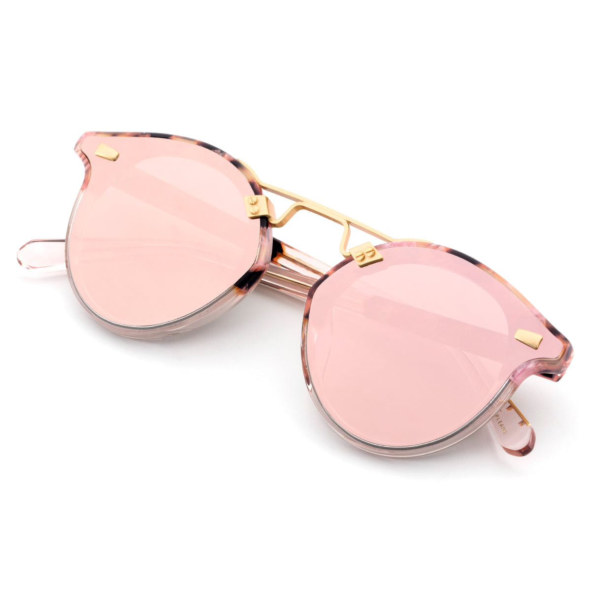 STL II NYLON | Pink Havana to Rose 24K