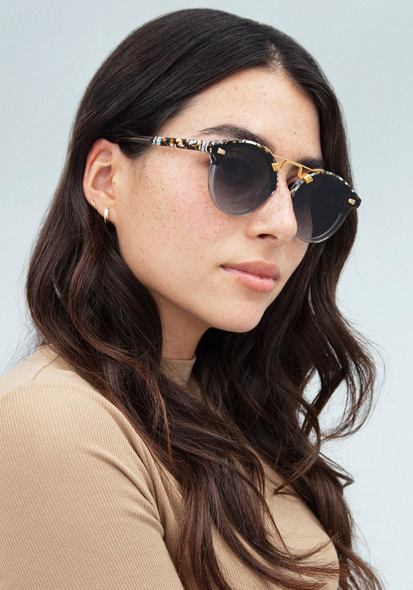 STL NYLON | Torta to Brume Handcrafted, Acetate Sunglasses