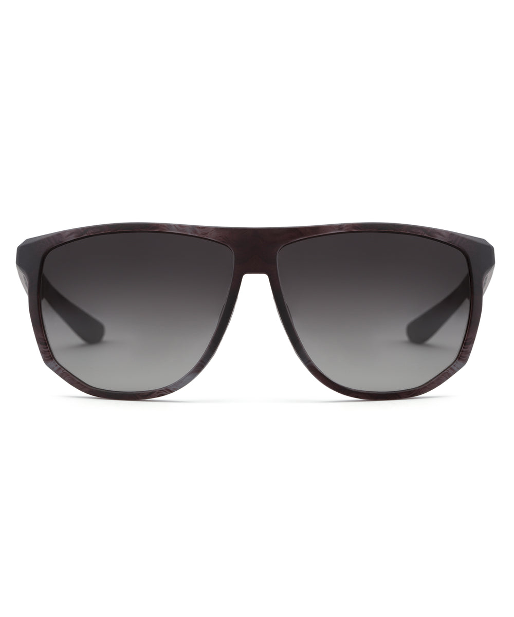 SEVILLE | Matte Dusk Polarized  Handcrafted, Acetate Sunglasses