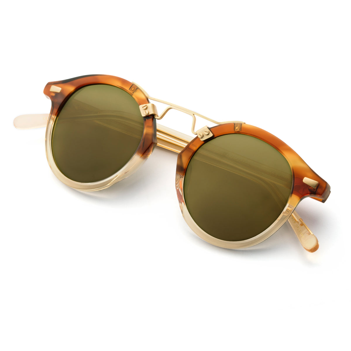 ST. LOUIS CLASSICS | Tobacco to Champagne Polarized 24K