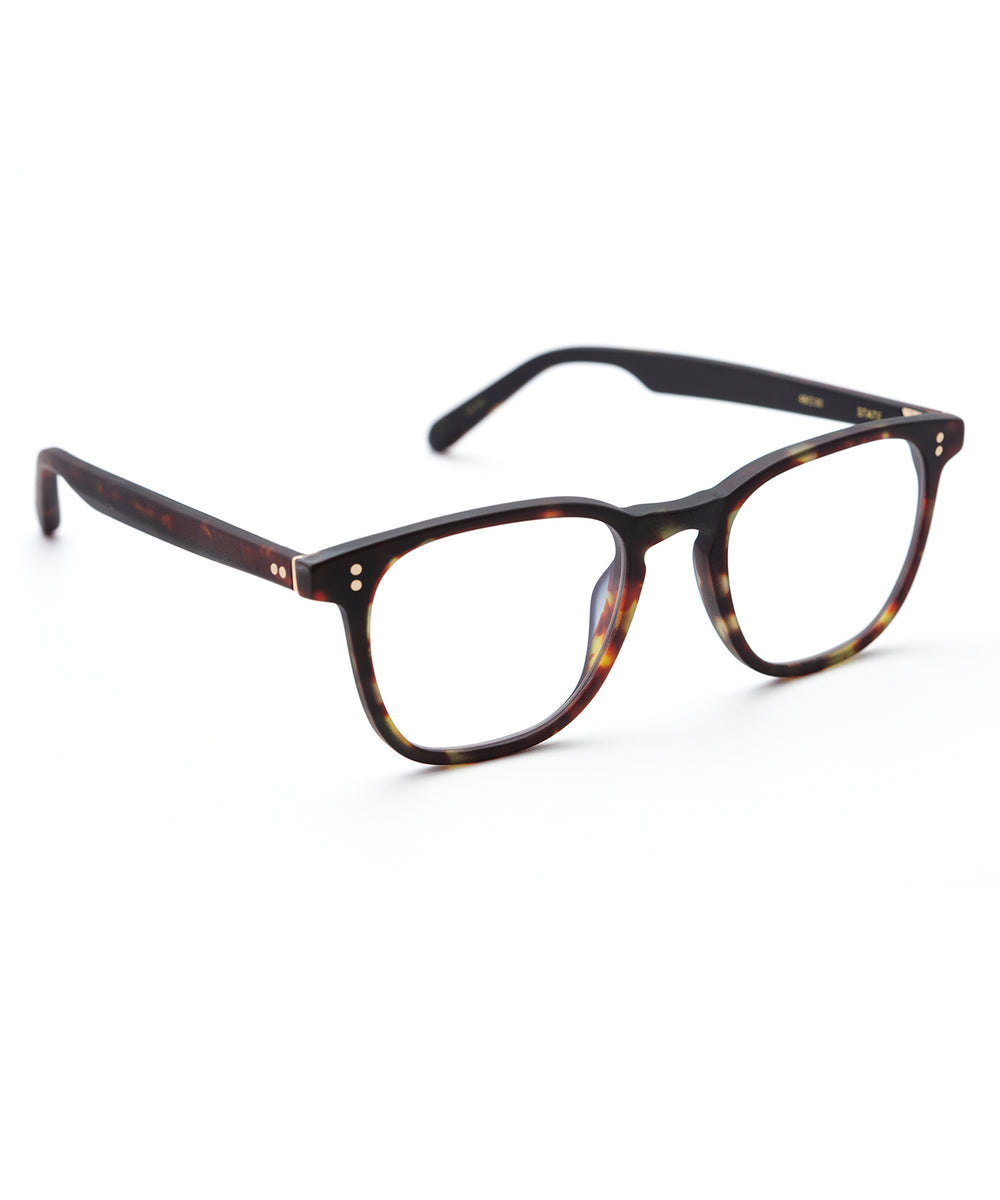 STATE | Matte Sazerac Handcrafted, acetate frames