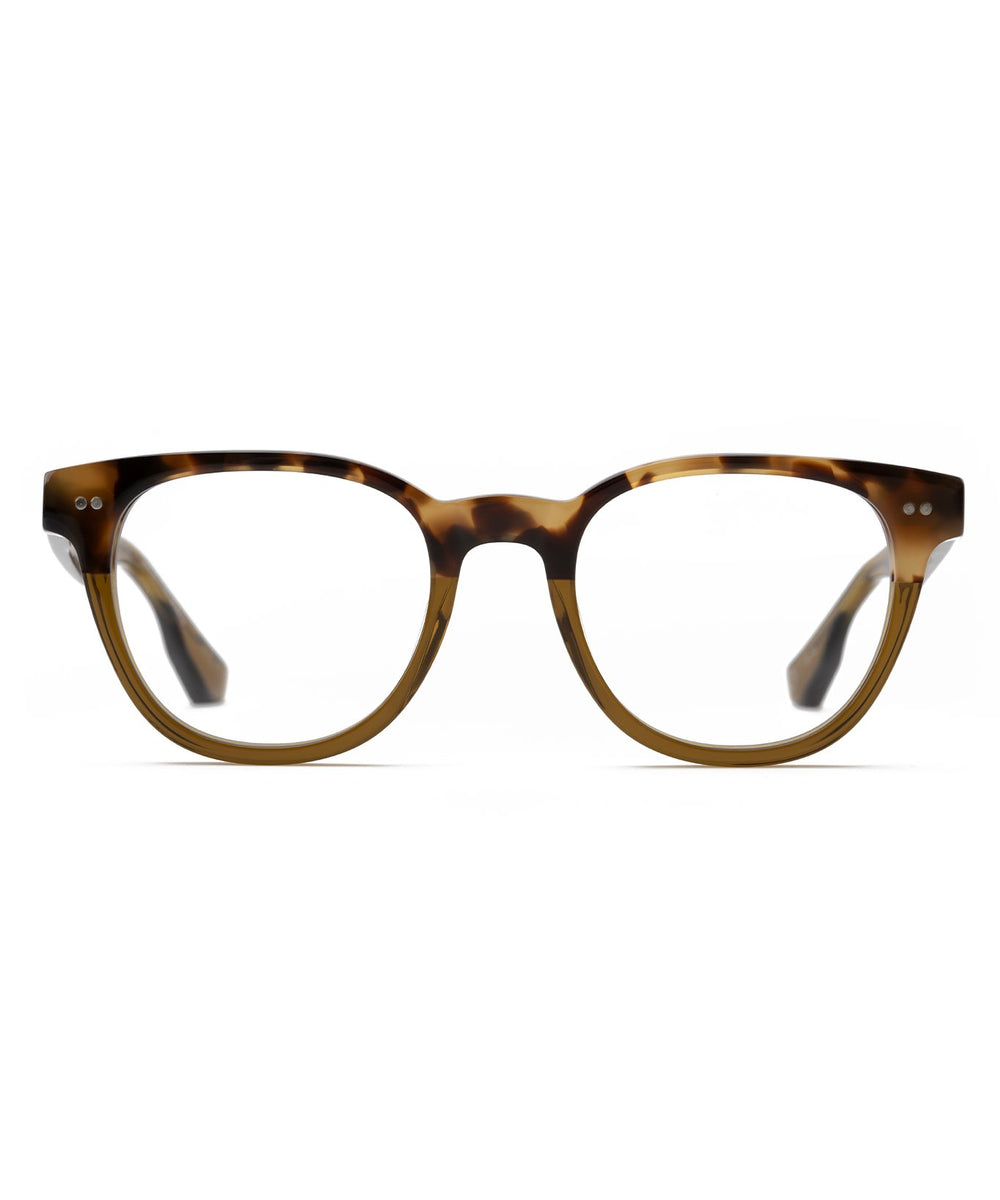 TUCKER | Fennel to Fir Handcrafted, Acetate Frames