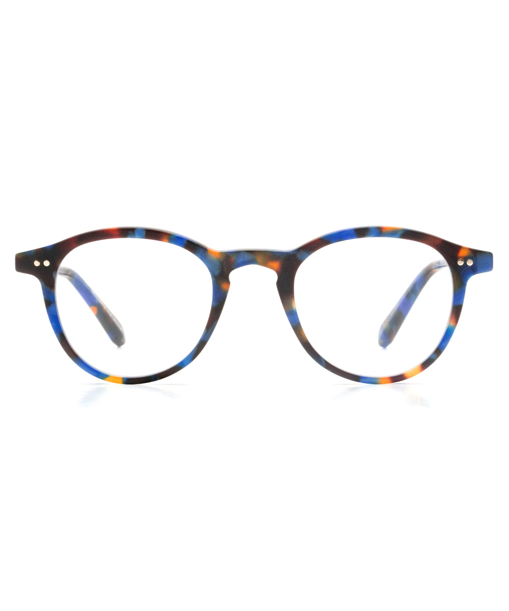 VALENCE OPTICAL | Matte Blue Steel-Optical