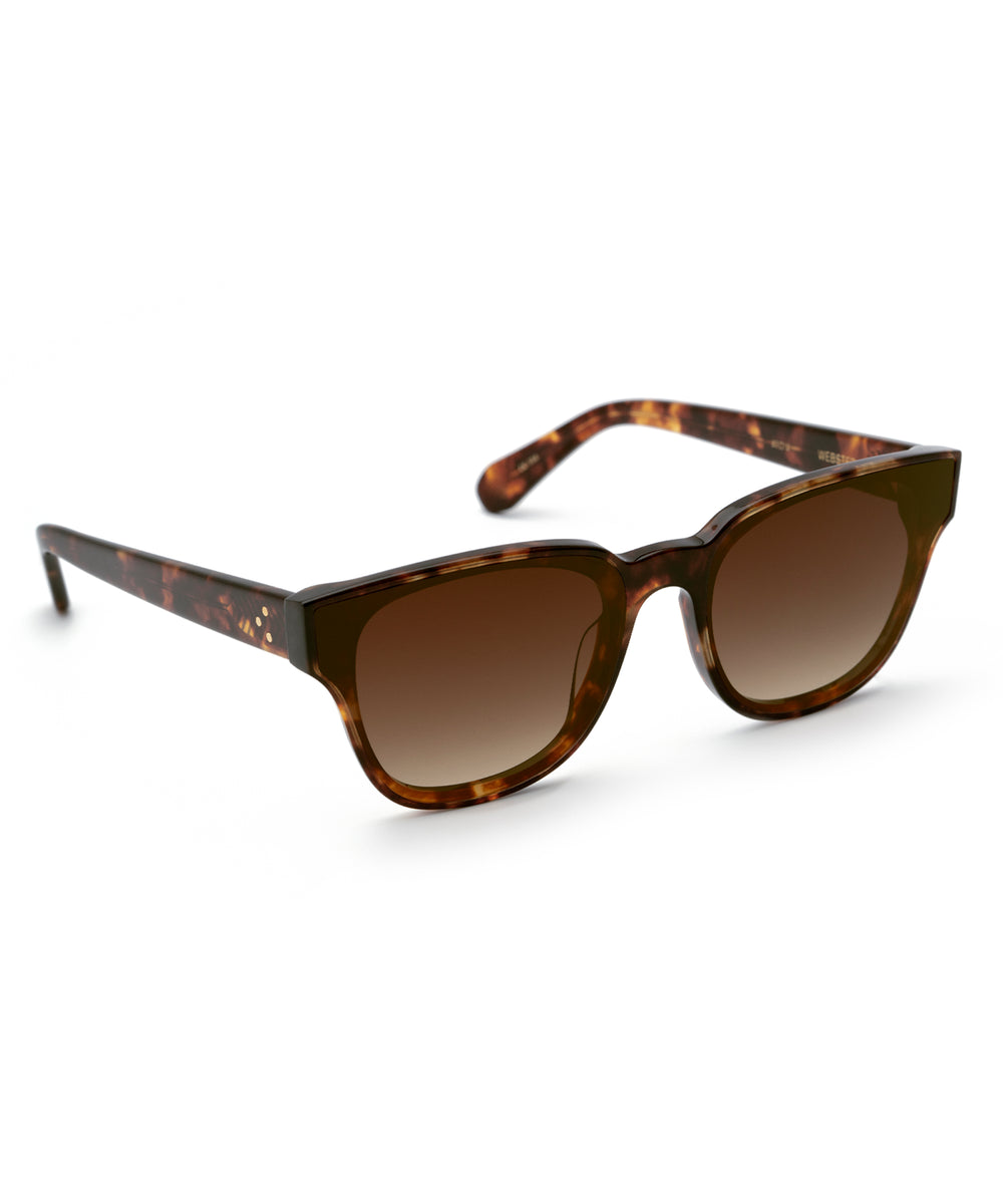 WEBSTER NYLON | Rye Handcrafted, Acetate Sunglasses