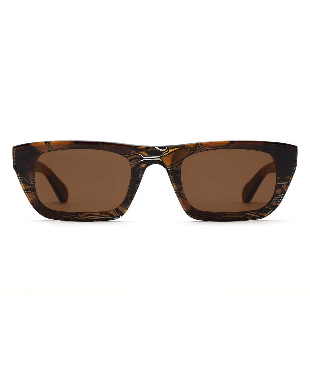 WISNER NYLON | Honey Handcrafted, Acetate Sunglasses