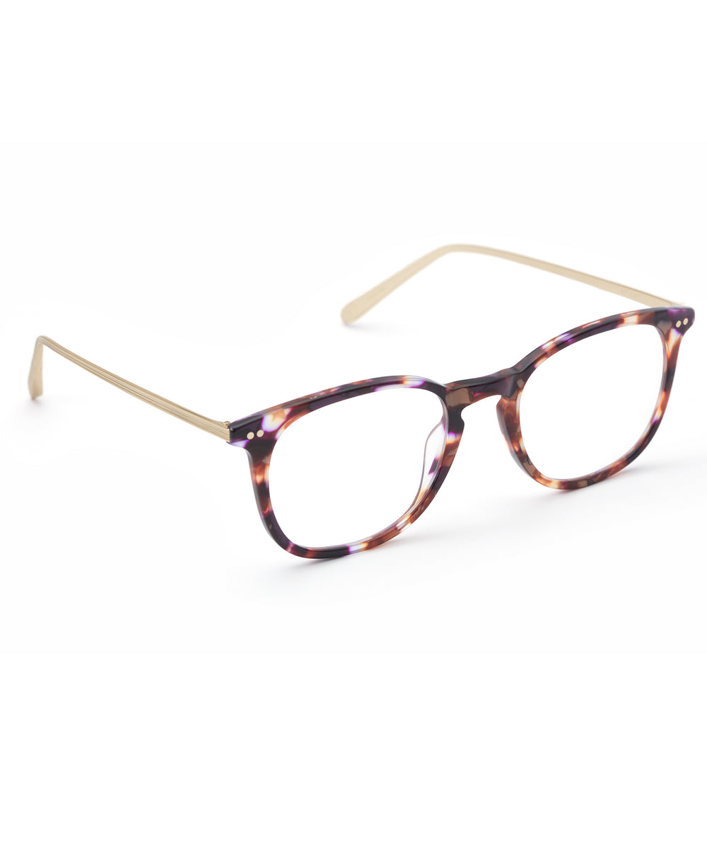 WRIGHT | Stardust + 12K Handcrafted, acetate frames