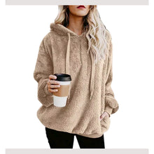 Load image into Gallery viewer, Teddy Bear Hoodie - GONE