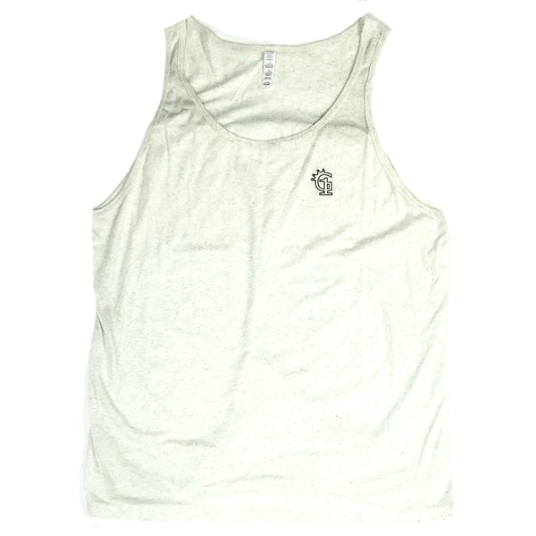 Speckled bone tank - GONE