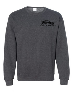 Crew Neck Sweatshirt - GONE
