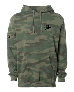 Pullover Hooodie Multiple Colors - GONE