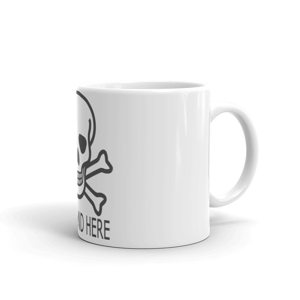 Your Band Here - Mug - GONE
