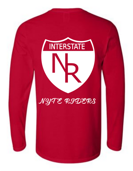 Long Sleeve NYTE Tee - GONE