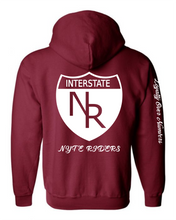 Load image into Gallery viewer, Zip-Up NYTE Hoodie - GONE