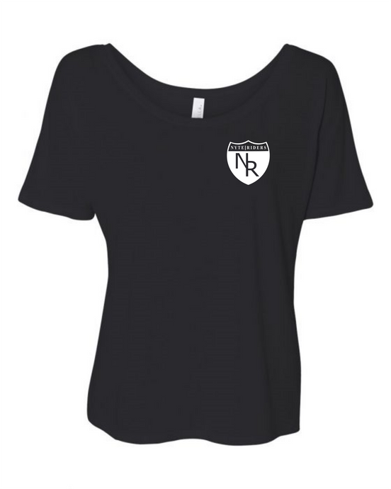 Womens Slouch Tee - GONE