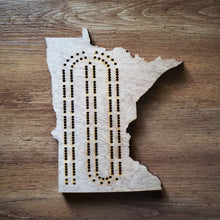 MN Cribbage Board