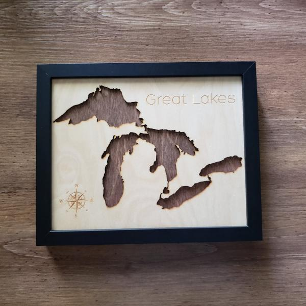 Wood Art of the Great Lakes