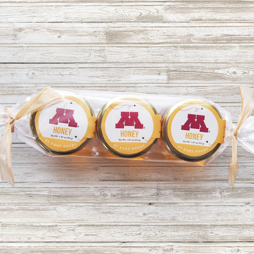 Minnesota Amber Honey Gift Set