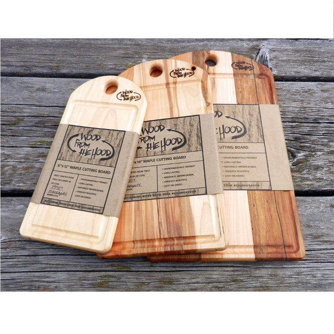 Reclaimed Wood Cutting Boards