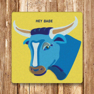 Minnesota Babes Coaster Set