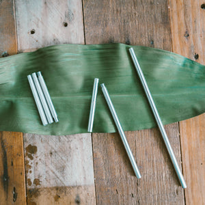 Portable Stainless Steel Straw kit