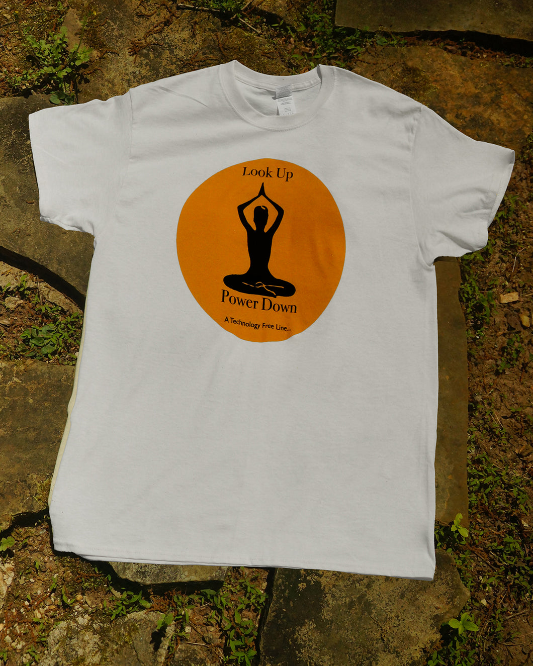 Inspirational Yoga TShirt