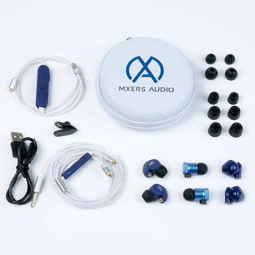 MXERS Audio (Wireless Headphone) Collection (MAC)
