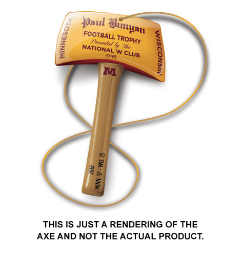 2018 Paul Bunyan's Axe