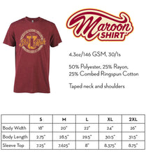 THE MAROON SHIRT® 2019