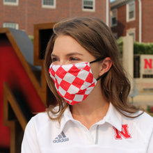 Nebraska Alumni Association Face Mask