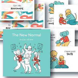 Ellie + Ott Books...The Ultimate New Parent Gift!