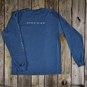 Launch Point: Minneapolis Long Sleeve T-Shirt