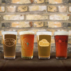 MN Alumni Brewers Pint Set
