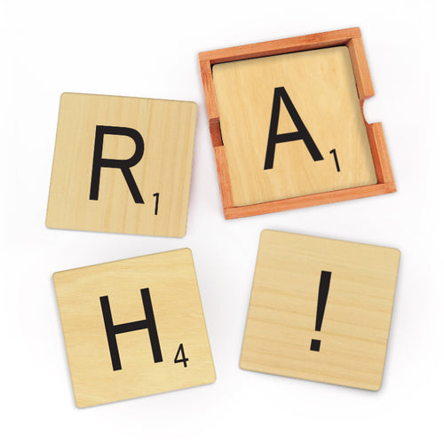 RAH! Coaster Set