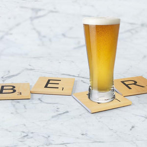 Beer or Wine Coaster Set