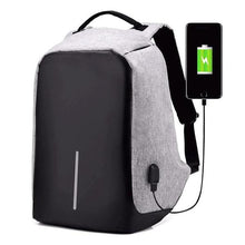 Best Selling Travelers Anti Theft  USB charging Backpack