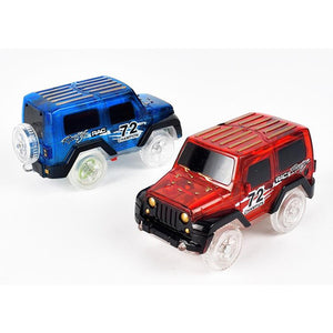 Hot Sale! Glow Car With Flashing Lights - Add On Item