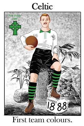 Celtic FC First Kit