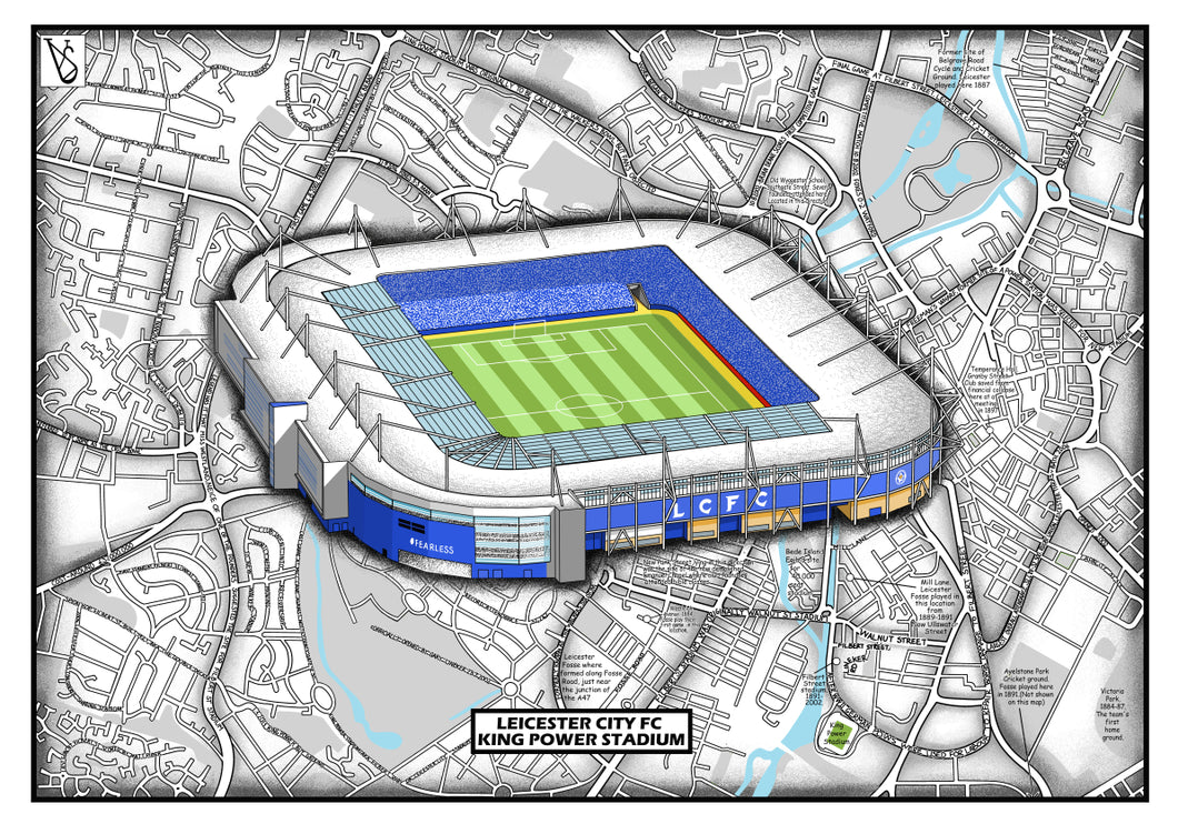 Leicester City, King Power Stadium